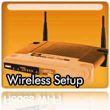 wireless Setup